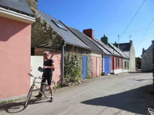 Promenade à Vélo sur l'Ile de croix