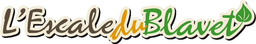 logo Escale du Blavet