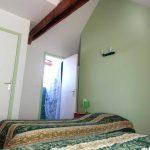Ty Laure - chambre verte avec sdb