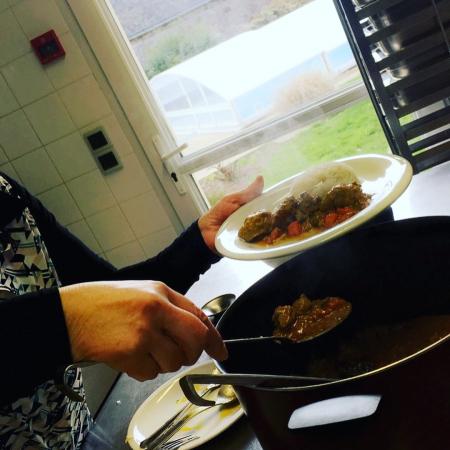 Elaboration de repas grâce à notre chef à domicile