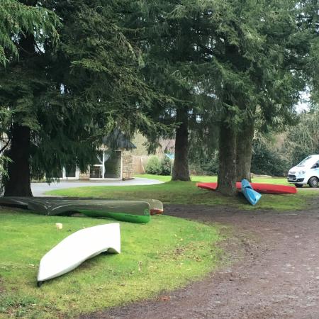 Kayak-Jardin