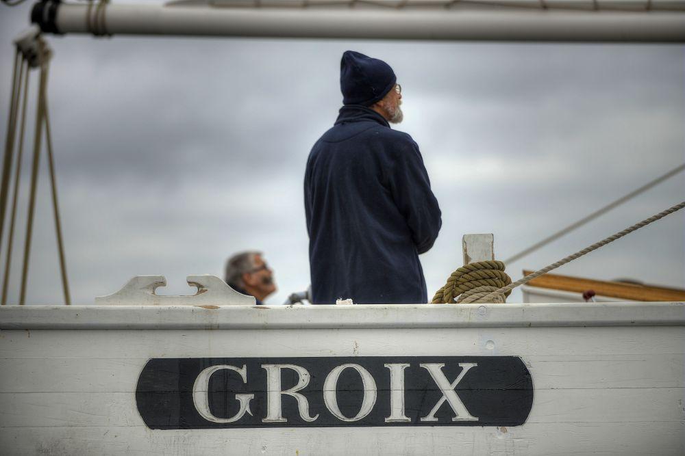 «Qui voit Groix, voit sa joie»